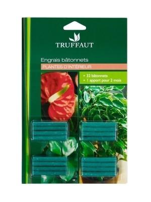 Décrypter et comprendre les étiquettes des engrais NPK, ici exemple plantes d'intérieur ou plantes vertes. Lisez l'article pour en savoir plus :)