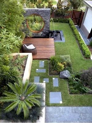 Jardin moderne style zen: découvrez tout sur les jardins minimalistes: lisez l'article du blog!